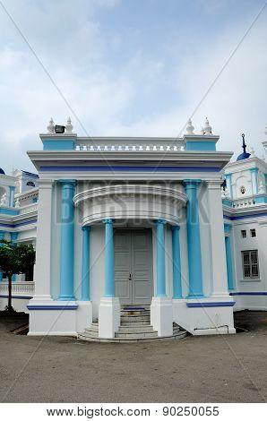 The Sultan Ibrahim Jamek Mosque at Muar, Johor