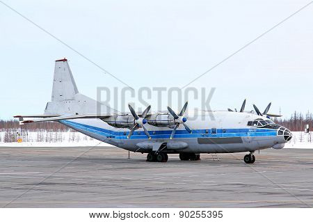 Kosmos Aviation Antonov An-12B