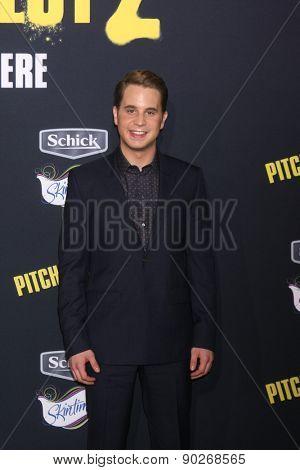 LOS ANGELES - MAY 9:  Ben Platt at the