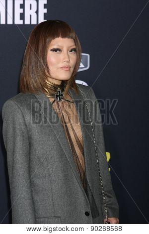 LOS ANGELES - MAY 9:  Hana Mae Lee at the