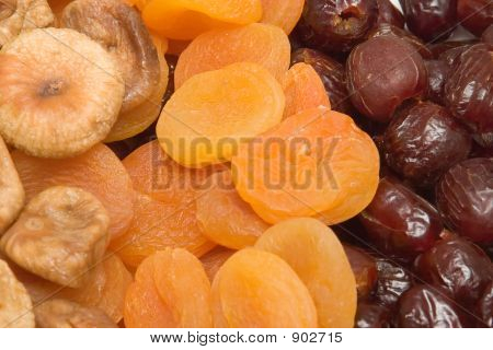 Figs, Apricots And Dates