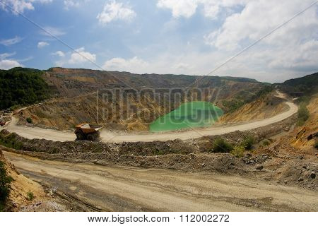Copper Surface Mining