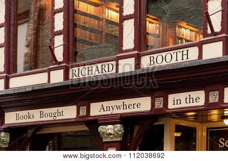 Richard Booth Specialist Bookshop