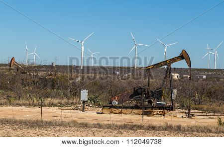 Wind Power And Fossil Fuels