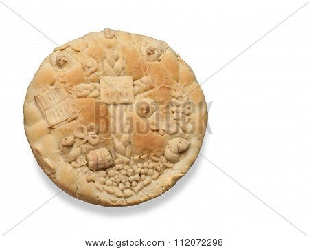 Decorated Bread