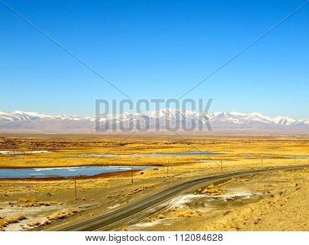 Chuysky Tract - The Road To Mongolia
