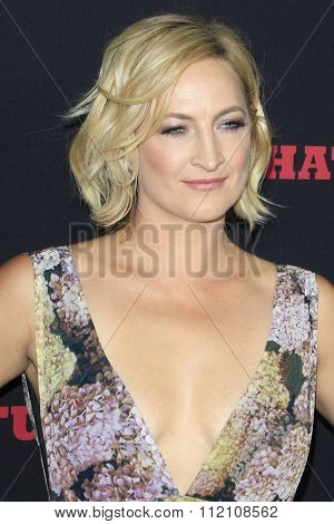 LOS ANGELES - DEC 7:  Zoe Bell at the