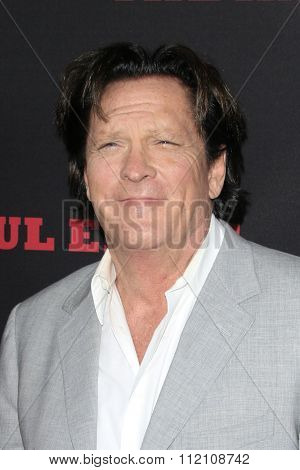 LOS ANGELES - DEC 7:  Michael Madsen at the