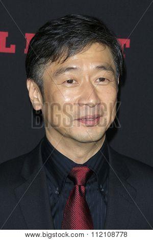 LOS ANGELES - DEC 7:  Yohei Taneda at the