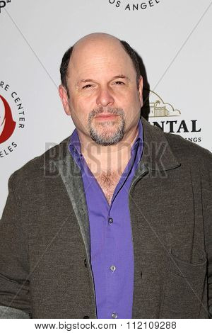LOS ANGELES - DEC 8:  Jason Alexander at the 25th Annual Simply Shakespeare at the Broad Stage on December 8, 2015 in Santa Monica, CA
