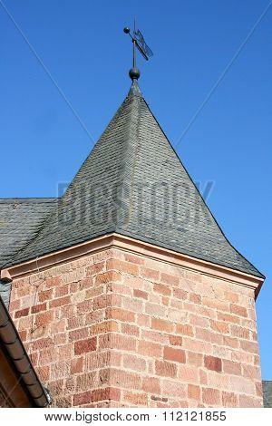 Steeple Tower