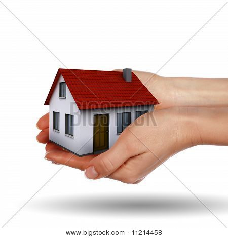 Little House on the hands
