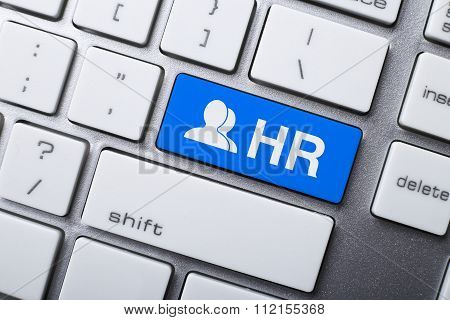 Hr Button On Keyboard