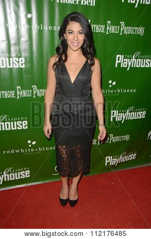 LOS ANGELES - DEC 9:  Chrissie Fit at the