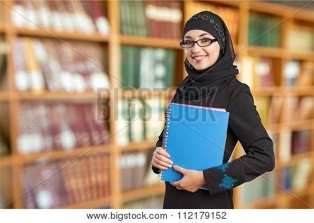 Arabic Student.