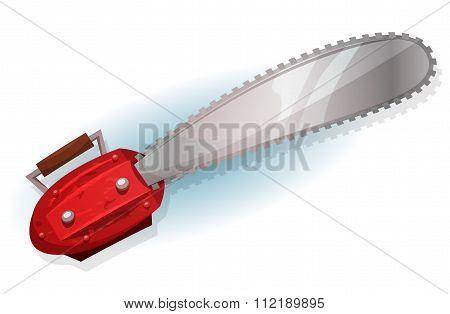Lumber Chainsaw