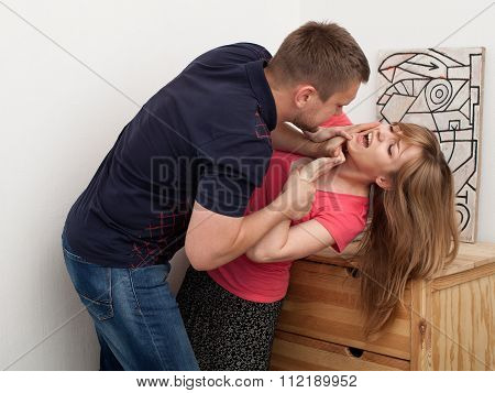 Violence Against Women In The Family.