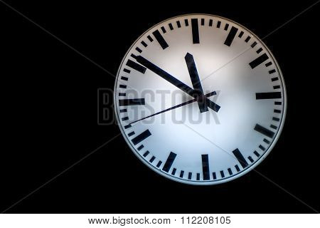 Time Is Running To Change