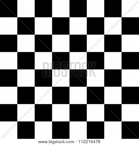Chess Seamless Pattern