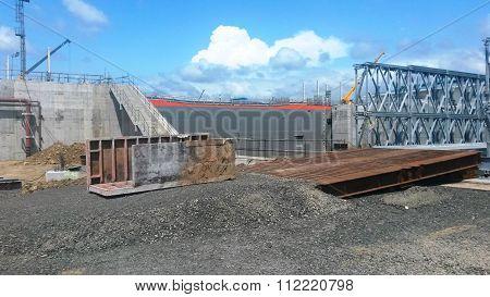 Panama Canal Expansion Locks