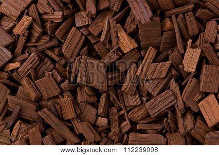 Oak Barrel Chips