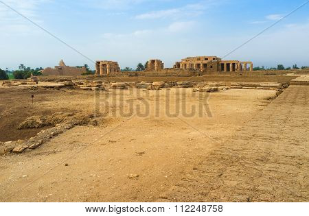 The Temple Ruins