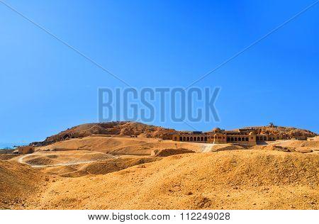 The Ancient Necropolis