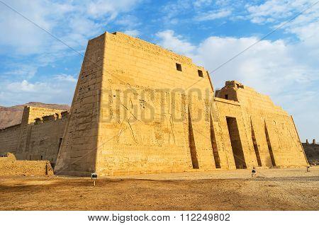 The Massive Temple