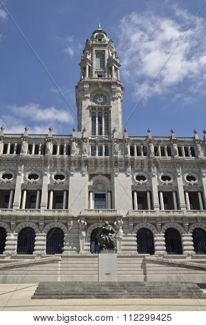 City Council, Porto