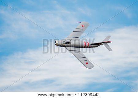 Mig-17 Banking Hard