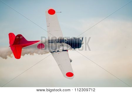 Ww2 Japanese Warplane