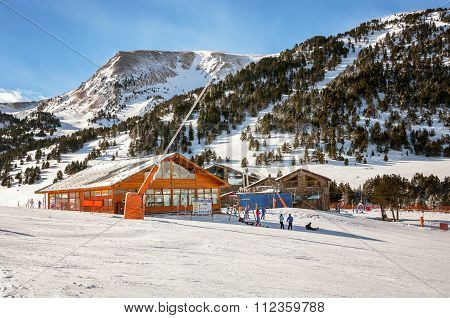 Andorra Winter Resort Granvalira