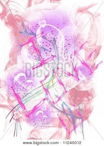 I Love U Graphic
