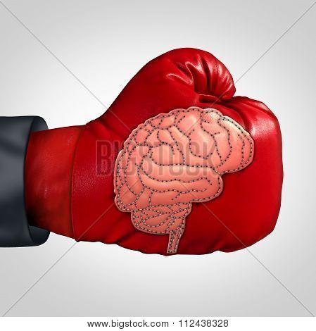 Strong Brain Activity