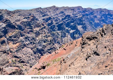 Valley in the Canary Islands