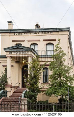 Georgia Historical Society