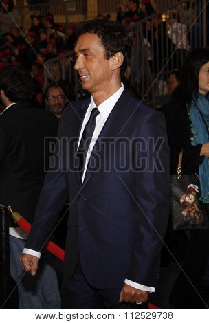 DISNEYLAND, CALIFORNIA - May 7, 2011. Bruno Tonioli at the World premiere of