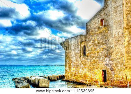 Castello marino