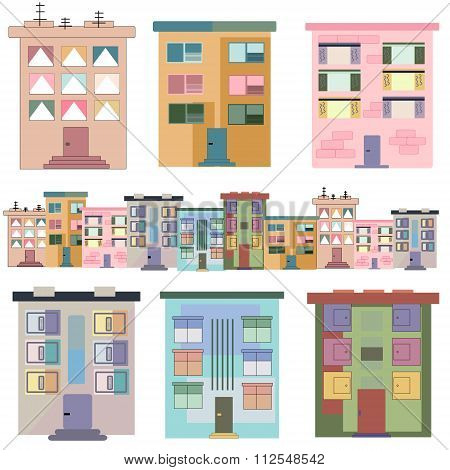 Multi-story Buildings