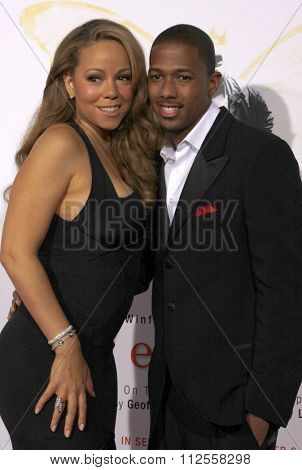 Mariah Carey and Nick Cannon at the AFI FEST 2009 Screening of