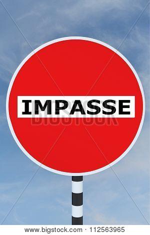 Impasse Concept