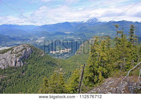 Coastal Mountains, Squamish