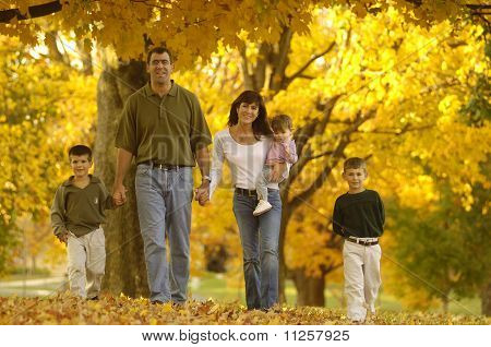 autumn family