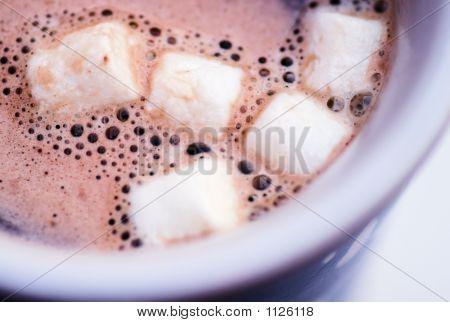 Hot Chocolate 'N' Marshmallows