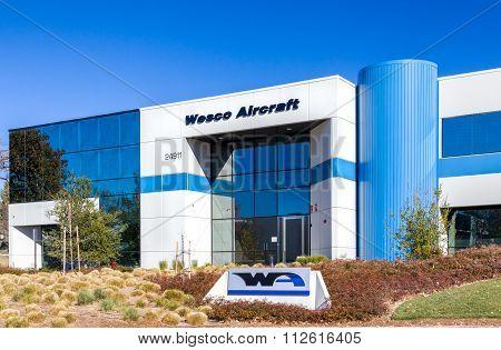 Wesco Aircraft Headquarters