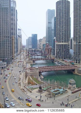 Chicago River Crossings