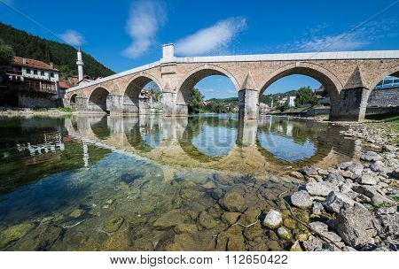 Bridge In Konjic