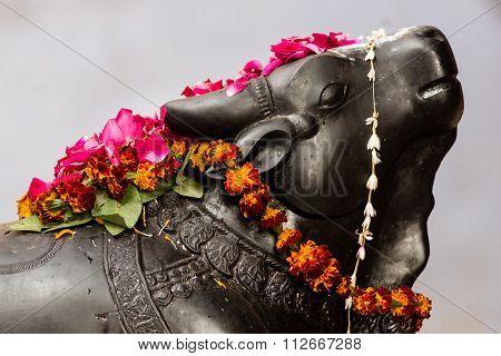 Statue Of Nandi