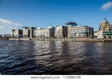 Atlantic Quay Glasgow