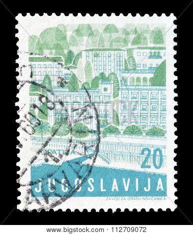 Yugoslavia 1959